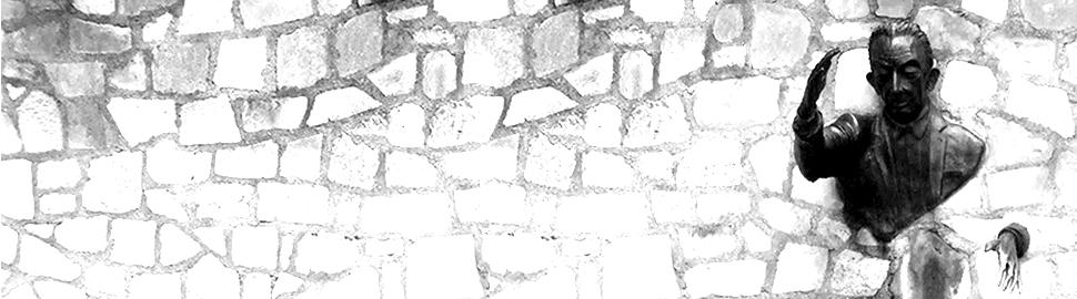 Le passe muraille...Suivons l'exemple  du personnage crée par Marcel Aymé pour découvrir ainsi l'âme cachée  d'un quartier...